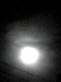 七夕様の満月!