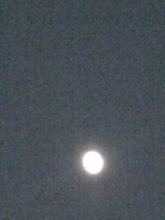 藍の空・夕焼けそして月