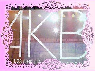 今夜はAKB48、SKE48、Not yet(映画、ニューシングル)ですよ〜!