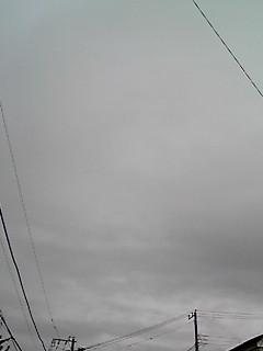 東西南北…空模様