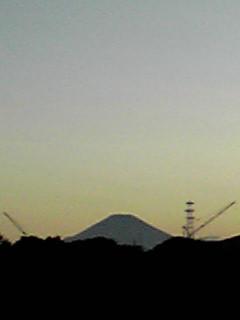午後7時からの風景(夏)