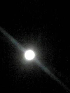 さあ、満月から皆既月食への奇跡です☆