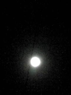 さあ、今宵の中秋の名月(十五夜)そして満月のお月様です!