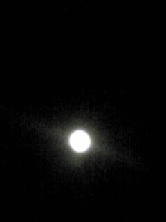 今年一番小さな満月&おまけ♪