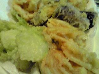 季節の珍野菜(蕾菜・つぼみな)今が最盛期♪