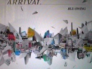 今夜はニューアルバム発売間近(8月13日)のBLU‐SWINGのお知らせいっちゃうよ〜♪