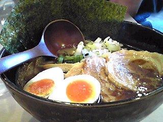 麺屋 黒琥‐KUROKO‐のラーメンを食べてきました!