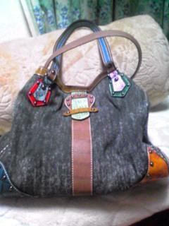 最近、お気に入りのバッグ♪