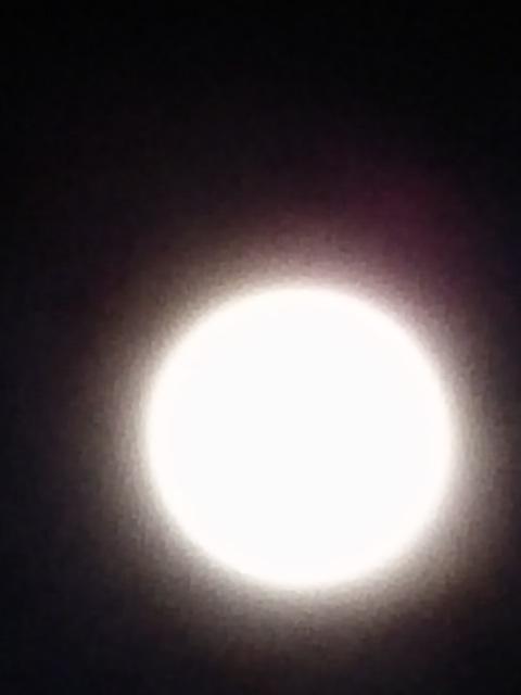 今夜は満月!そしてTVアニメ「MARGINAL#4」いよいよスタートしますよ‼