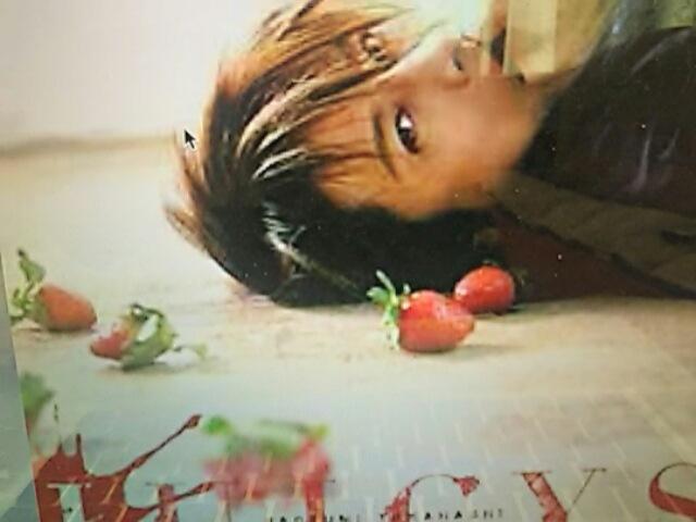 さあ今日の直さん(高橋直純)はポイズン&ストロベリーツアーの2公演目(名古屋・CLUB QUATTRO)の開催です♪お花はサンパラソルビューティーです!