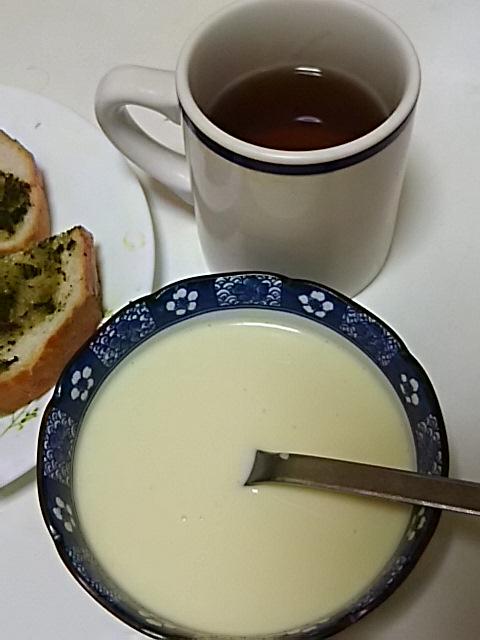 朝ご飯~\(^-^)/