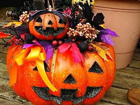HAPPY Halloween~(*^▽^)/★*☆♪そして2018年10月最後の1日です!